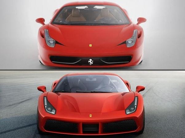 Why Would You Buy A Ferrari 458 Italia Over A Ferrari 488