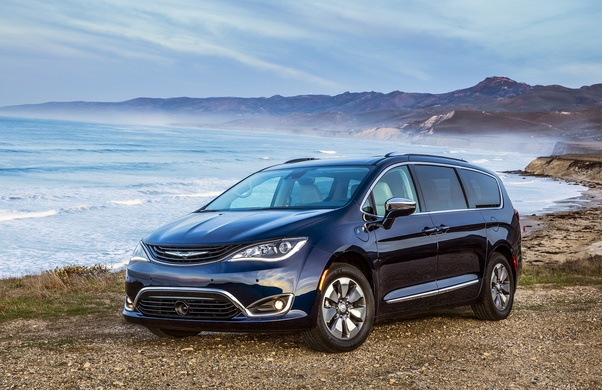 I Would Recommend The Chrysler Pacifica