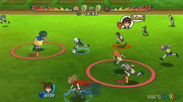 inazuma eleven strikers pc game free download english