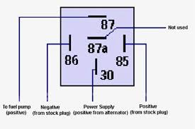 How To Wire A 5 Pin Boschhorn Relay Quora