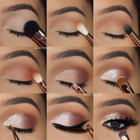 How To Do Eyeshadow Makeup Step By