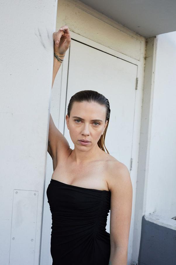 Johansson gallery scarlett Gorgeous Scarlett