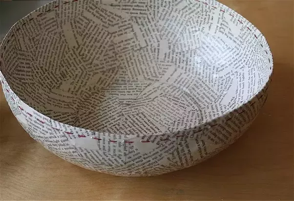 Images From How To Make A Basket Newspaper