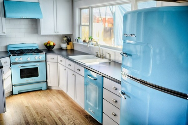 I Wrote About This Topic In Depth On My Blog Check It Out To Get Some More Ideas For Your Kitchen Retro Design Hope That Helps