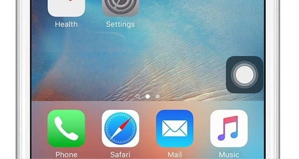 What Does The Floating Circle Mean On My Iphone Quora