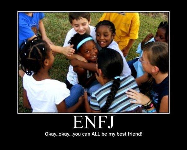 Enfj and intj dating