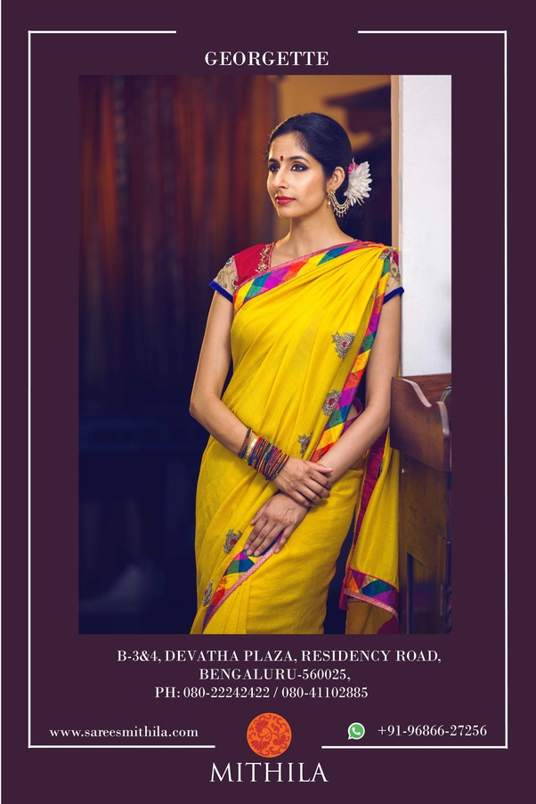 Handwoven sarees in bangalore dating 9