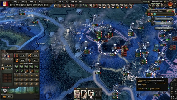 What is your best Hearts of Iron encirclement? - Quora