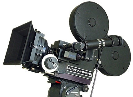 And The One Below Shows A Typical IMAX Camera