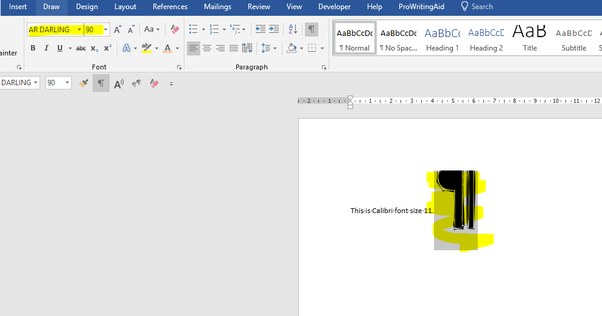 What Is The Paragraph Symbol In An Ms Word And What Is The Use Of