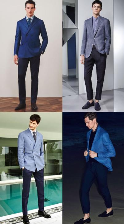 Is It Ok To Wear A Black Suit Jacket With A Different Pair Of Pants
