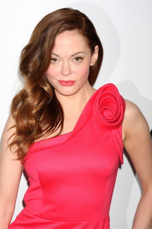 Hacked: Rose McGowan Nude