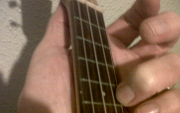 How To Play The Chord Cadd9 On A Ukulele Quora