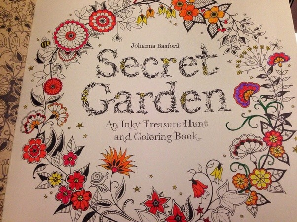 Do you still color in coloring books? If so, why and what do you ...