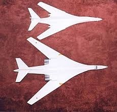 How does the Tupolev Tu-160 compare to the Rockwell B-1 ... B1 Lancer Vs Tu 160
