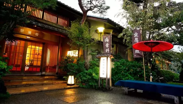 In The Heart Of Arashiyama Is A Traditional Ryokan Called Togetsutei It Was Elished 1897 And Has Long Been Known As Cuisine Inn