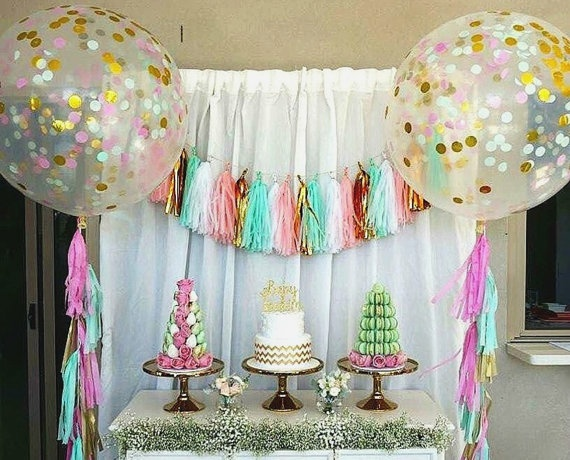 Birthday Balloon Backdrop Who Said You Cannot Have Photo Booth Corner At Home This Decoration Ideas Will Change Your Mind