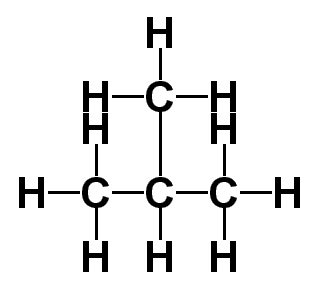 Butane Lewis Structure