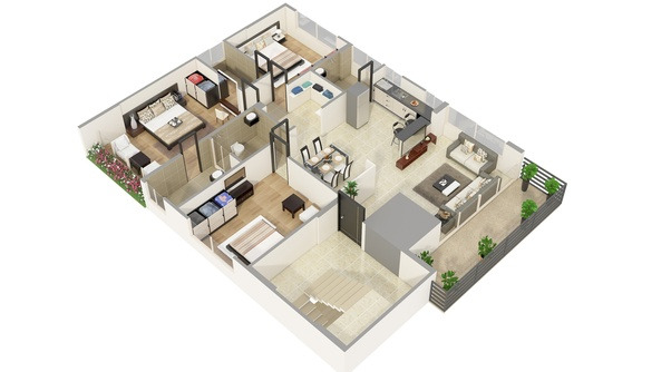 What is the best company offering 3D floor plan services for ...