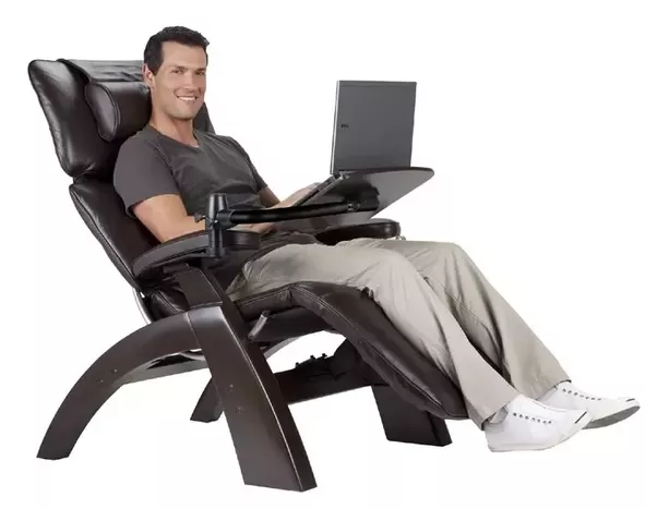 Doesn T Seem Particularly Comfortable To Me Why Not Get Rid Of The Desk And Go For Something Like This Instead