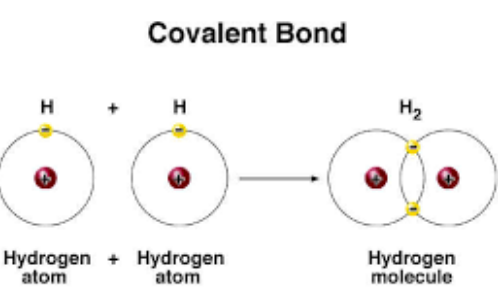 what particle is made in a covalent bond quora