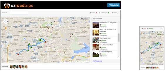 What Are The Best Websites To Map My Itinerary And Route For A Trip - Create your own travel map
