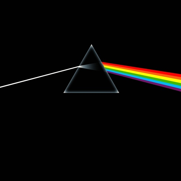 What Is The Symbolism Behind The Cover Art For Pink Floyds Dark