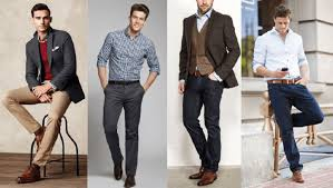 what are some good examples of business casual clothing