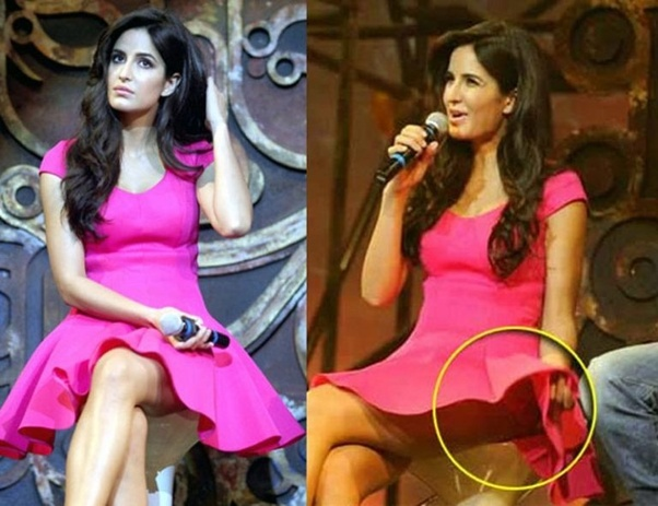 What are some epic wardrobe malfunctions in Bollywood? - Quora