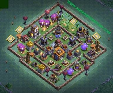Best Clash Of Clans Defense Base Th7 Gallery