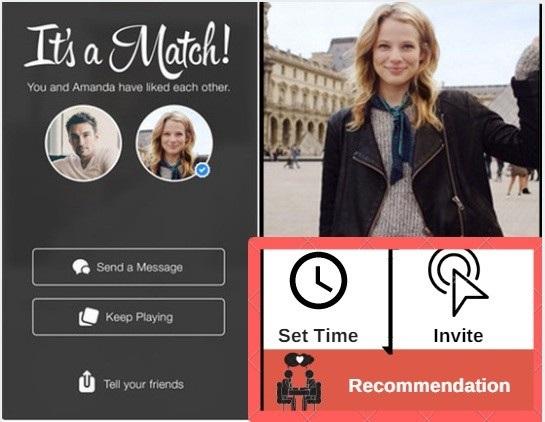 How do I build a dating application like Tinder?