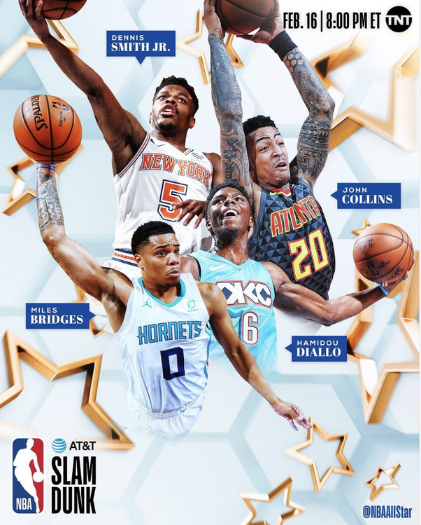 winner nba dunk 2019