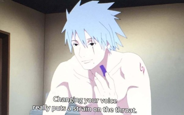 How is Kakashi's face revealed and how did it impact the ...