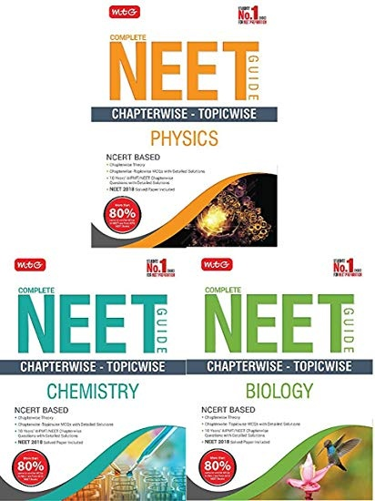 What are the best MCQ biology books for NEET? - Quora