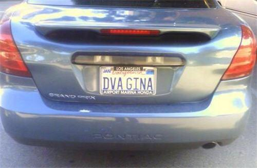 License Plate Ideas For Car Funny