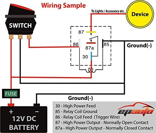 How to install spotlights on your vehicle - Quora   Spotlight On Pickup Wiring Diagram      Quora