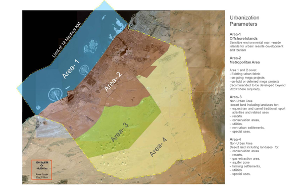 Do dubai land prices justify building heights quora the answer is land use policy in the uae steers development there here is a map from the dubai 2020 urban master plan gumiabroncs Gallery