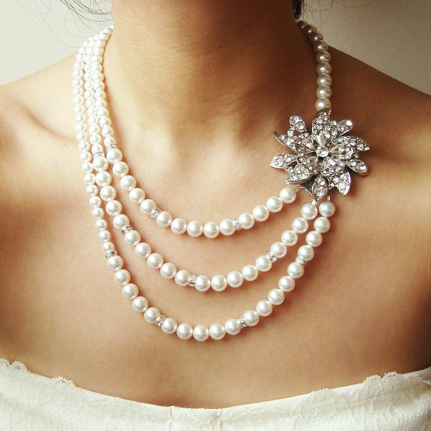 ae3a2724d ... of statement necklace, pearl necklace, fashion jewelry, earring, and  all body part jewelry. All the products are original and at very reasonable  cost.