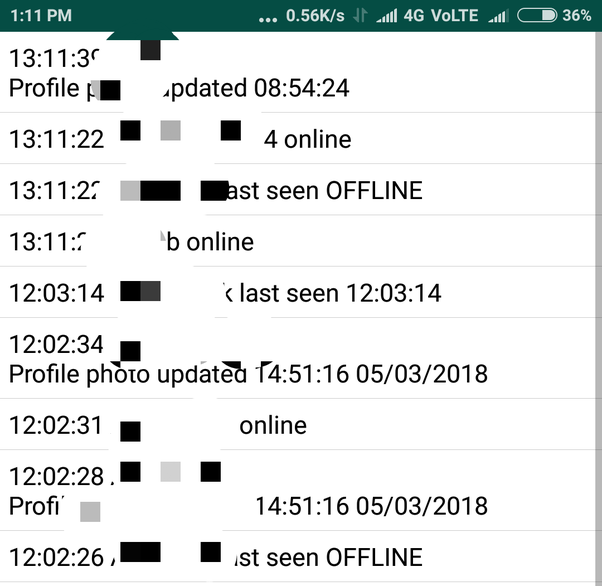 What are some of the good apps for Whatsapp last seen tracking for