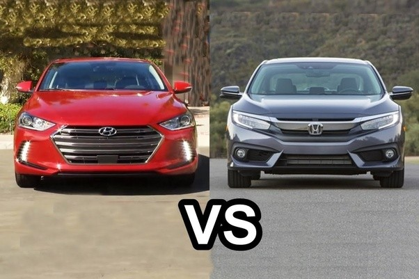 Honda And Hyundai Compete In High Volume Classes With A Focus On Compact Midsize Commuter Cars Family Friendly SUVs Of Every Size