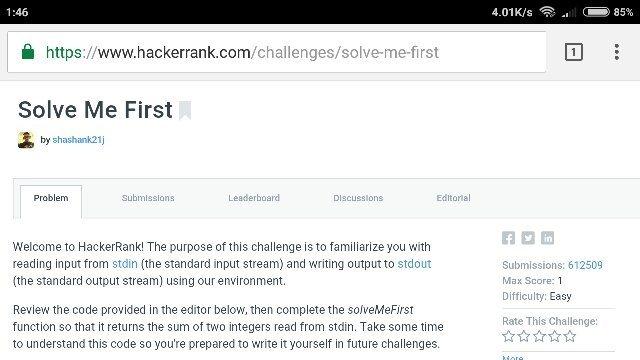 How to use HackerRank - Quora