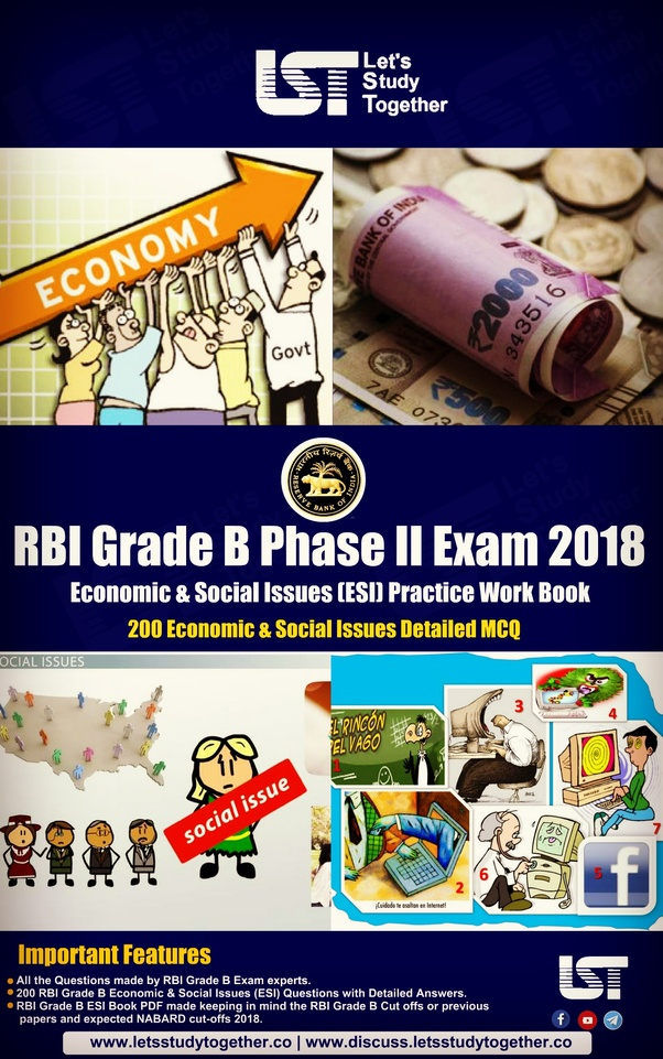 How should you prepare for the ESI for an RBI grade B? - Quora