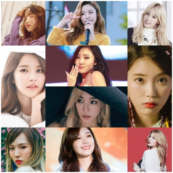 Who Are The Best Female K Pop Vocalists Quora