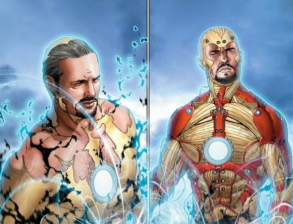 Which type of engineer is Tony Stark in the Iron Man comics
