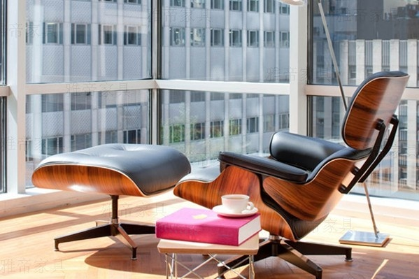 The Classic Industrial Design Has Been In Production Since Its Launch, Eames  Lounge Chair Has Become The Permanent Collection Of The Most Important  American ...