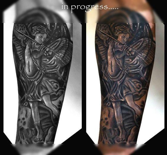 Angel Tattoo Design Studio Permanent Tattoo Cost Price: Which Is The Best Tattoo Studio In Bangalore?
