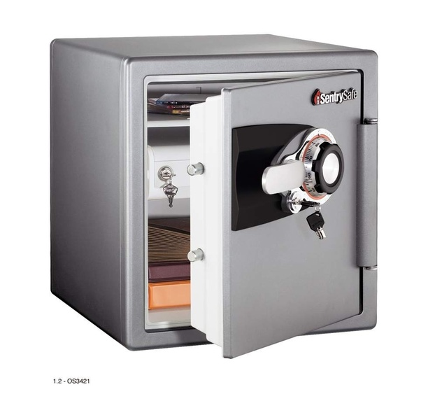 How to open a Sentry safe without a key - Quora