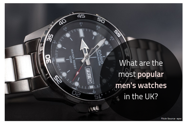 What Are The Most Popular Men S Watches In The Uk Quora