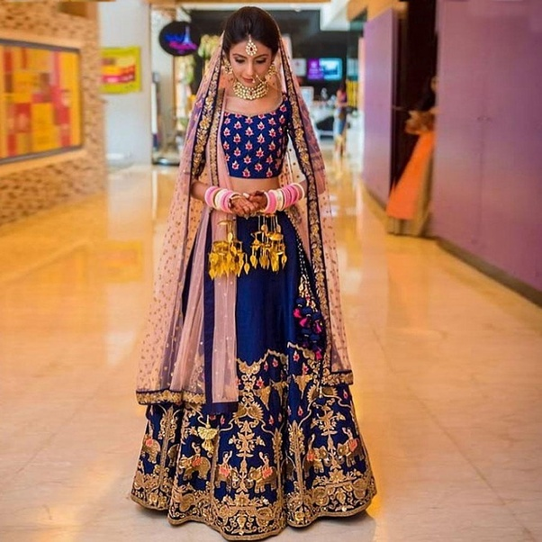 You Guys Probably Think Like That True So Here Is Your Answer Being A Hot Favorite Of Every Type Woman Lehenga Always