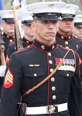 Do marines get laid